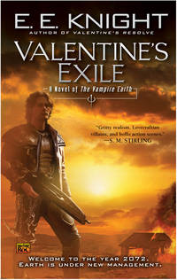 Valentine's Exile - Vampire Earth vol. 5