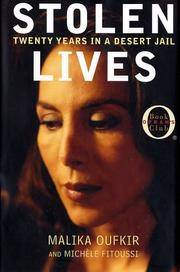 Stolen Lives: Twenty Years in a Desert Jail (Oprah's Book Club)