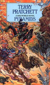 Pyramids the Book of Going Forth a Discworld Novel
