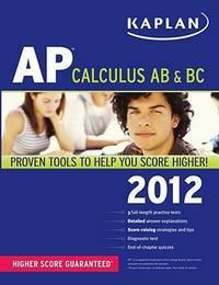 Kaplan AP Calculus AB & BC 2012