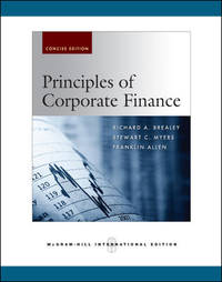 Principles of Corporate Finance: Mandatory Package by  Richard A Brealey - Paperback - 2008 - from ROSE BOOKS and Biblio.com