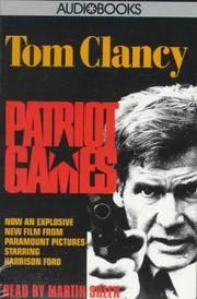 image of Patriot Games (Tom Clancy)