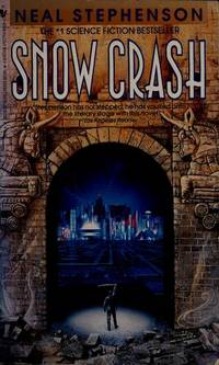 Snow Crash by Neal Stephenson - Paperback - 1993-04-01 - from Ergodebooks and Biblio.com