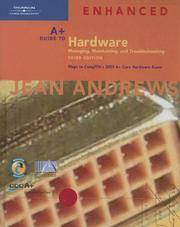 image of A+ Guide to Hardware: Managing, Maintaining and Troubleshooting, Third Edition, Enhanced