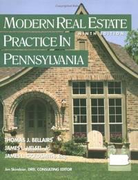 Modern Real Estate Practice In Pennsylvania