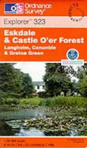 image of Eskdale and Castle Oer Forest (Explorer Maps)