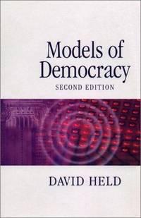 image of Models of Democracy