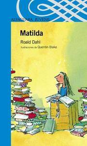image of Matilda (Alfaguara Juvenil) (Spanish Edition)