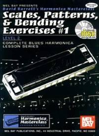David Barrett's Harmonical Masterclass: Patterns & Bending Exercises #1, Level 2:...