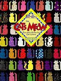 image of Cat's Meow : Purr-fect Quilts for Cat Lovers