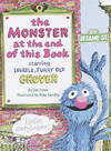 image of The Monster at the End of This Book (Sesame Street) (Big Bird's Favorites Board Books)