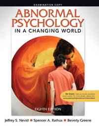 image of Abnormal Psychology in a Changing World