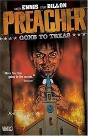Preacher VOL 01: Gone to Texas (Vertigo)