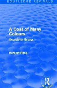 A Coat Of Many Colours