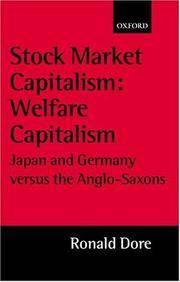 Stock Market Capitalism