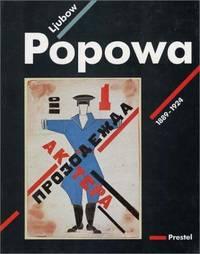 image of Liubov Popova: 1889-1924 (Spanish Edition)