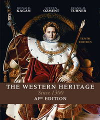Western Heritage Since 1300: AP Version by U - Hardcover - from Mark My Words LLC/Walker Bookstore and Biblio.com