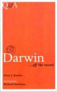 Q&A: Darwin...Off the Record