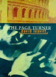 The Page Turner by  David Leavitt - Hardcover - 1998-01-01 - from Books In Brisbane and Biblio.com