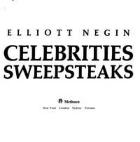 Celebrities Sweepsteaks [Sweepstakes]