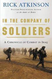 image of In the Company of Soldiers A Chronicle of Combat