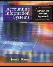 image of Accounting Information Systems: A Business Process Approach