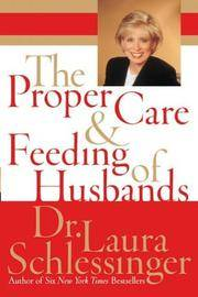 image of The Proper Care and Feeding of Husbands