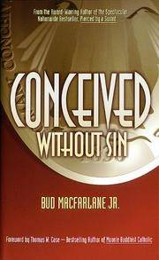 Conceived Without Sin.