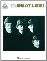 image of The Beatles -Meet The Beatles (Guitar Recorded Versions)