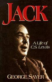 Jack : A Life of C.S. Lewis