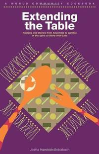 Extending the Table, a World Community Cookbook