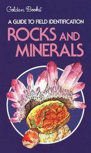 MINERALS OF THE WORLD A Field Guide and Introduction to the Geology and  Chemistry of Minerals