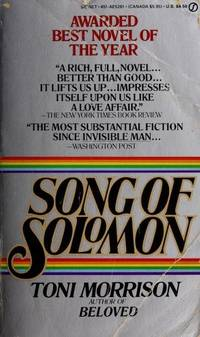 image of Song of Solomon (Signet)