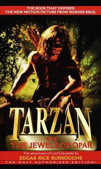 image of Tarzan and the Jewels of Opar (Tarzan, #5)  (Vol 5)