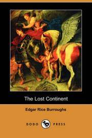image of The Lost Continent (Dodo Press)