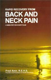 Rapid Recovery from Back and Neck Pain: A Nine-Step Recovery Plan