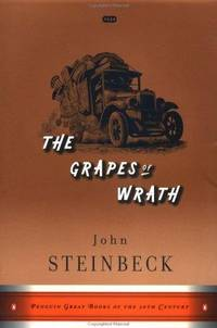 The Grapes of Wrath (Penguin Great Books of the 20th Century) by John Steinbeck