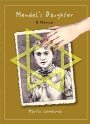 image of Mendel's Daughter: A Memoir