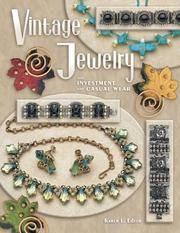 VINTAGE JEWELRY FOR INVESTMENT AND CASUAL WEAR