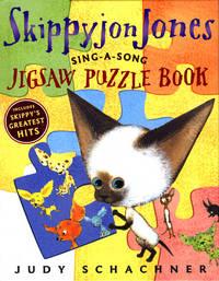 Skippyjon Jones Sing-A-Song Puzzle Book