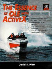 Essence Of Ole With Active X, The