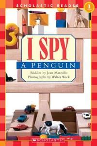 I Spy a Penguin