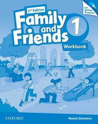 Family And Friends: Level 1: Workbook With Online Practice - Used Books