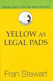 Yellow as Legal Pads (Biscuit McKee Mystery) (Volume 2)