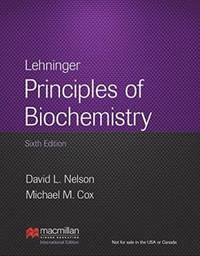 Lehninger Principles of Biochemistry by  David L Nelson - Hardcover - 2013-02-01 - from BooksEntirely and Biblio.com