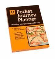 AA Pocket Journey Planner: AA Pocket Atlas Britain & Route Planner CD