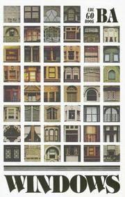 BA Windows (EDL GO)