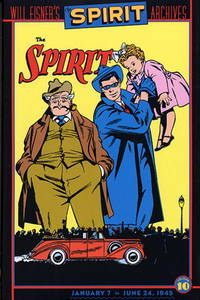 The Spirit Archives, Vol. 10: January 7 to June 24, 1945