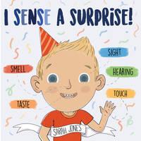 Ears, Nose, Eyes...Surprise! (ROYGBaby)
