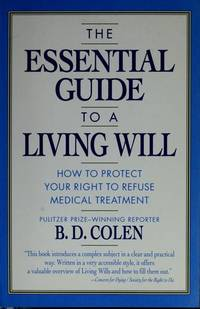 ESSENTIAL GUIDE TO A LIVING WILL